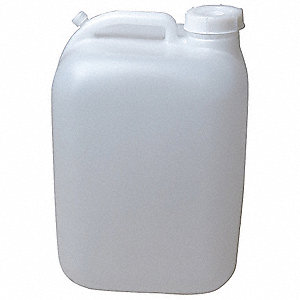 Hedpak Bottle,10 In x 10 In x 15-1/2 In.