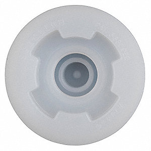Drum Plug,2 In.,Polyethylene