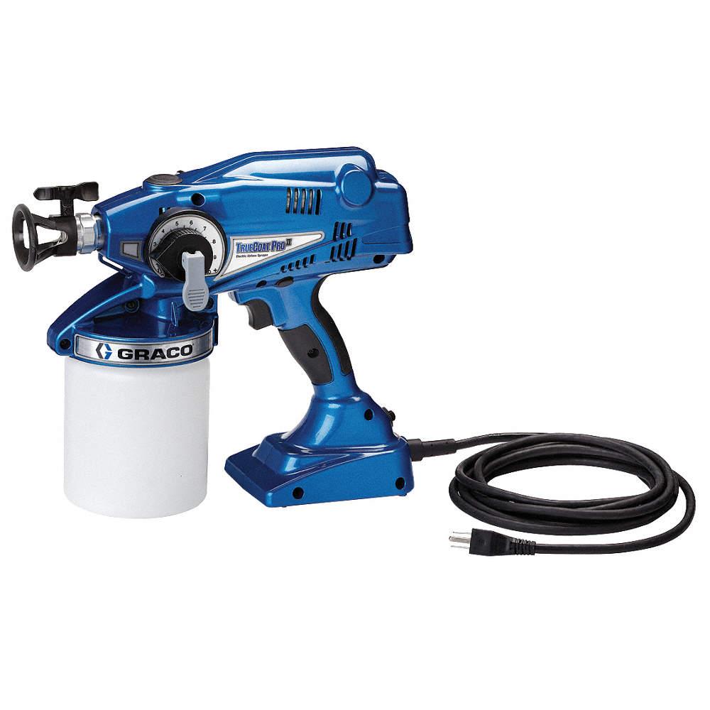 16438fe97040b GRACO Handheld Paint Sprayer, 32 oz., 0.12 gpm - 21YR29|16N673 ...