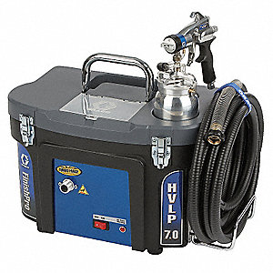 1 qt. 3-Stage HVLP Paint Sprayer&#x3b; For Use With Mfr. No. 256855, 256856, 257092