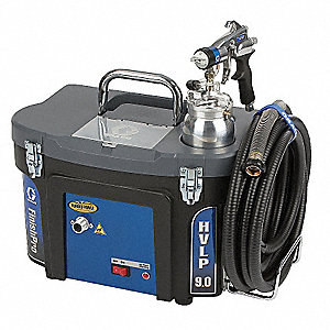1 qt. 4-Stage HVLP Paint Sprayer&#x3b; For Use With Mfr. No. 256855, 256856, 257092
