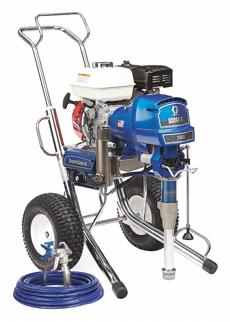 Gas Powered Airless Paint Sprayers