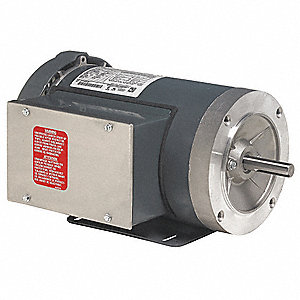 GP Mtr,1.5 HP,1725 RPM,115/208-230V,56HC