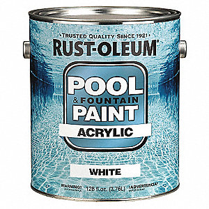 POOL AND FOUNTAIN PAINT MAR BL 1GA