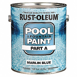 POOL EPOXY WHITE 100VOC 2GA KIT
