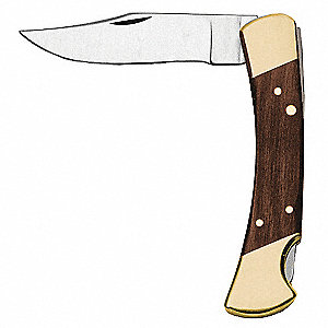 KNIFE LOCKBACK 5