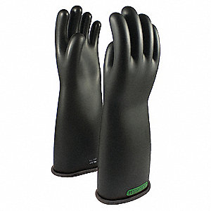 ELECTRICAL GLOVES BLK CLASS318IN
