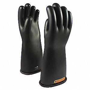 ELECTRICAL GLOVES, BLK, CLASS 4