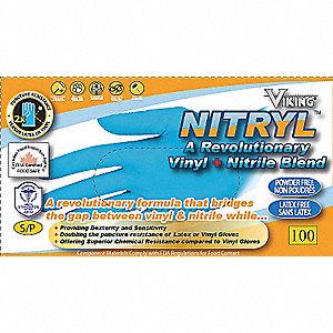 NITRYL 100 PK DISP GLOVES XL