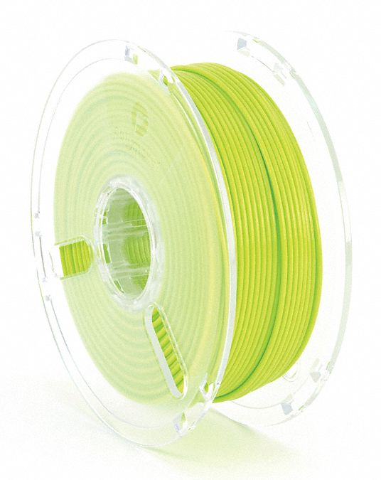 3D Printing Filament,  PLA,  LulzBot™ Green,  Diameter 3 mm,  1.00 kg