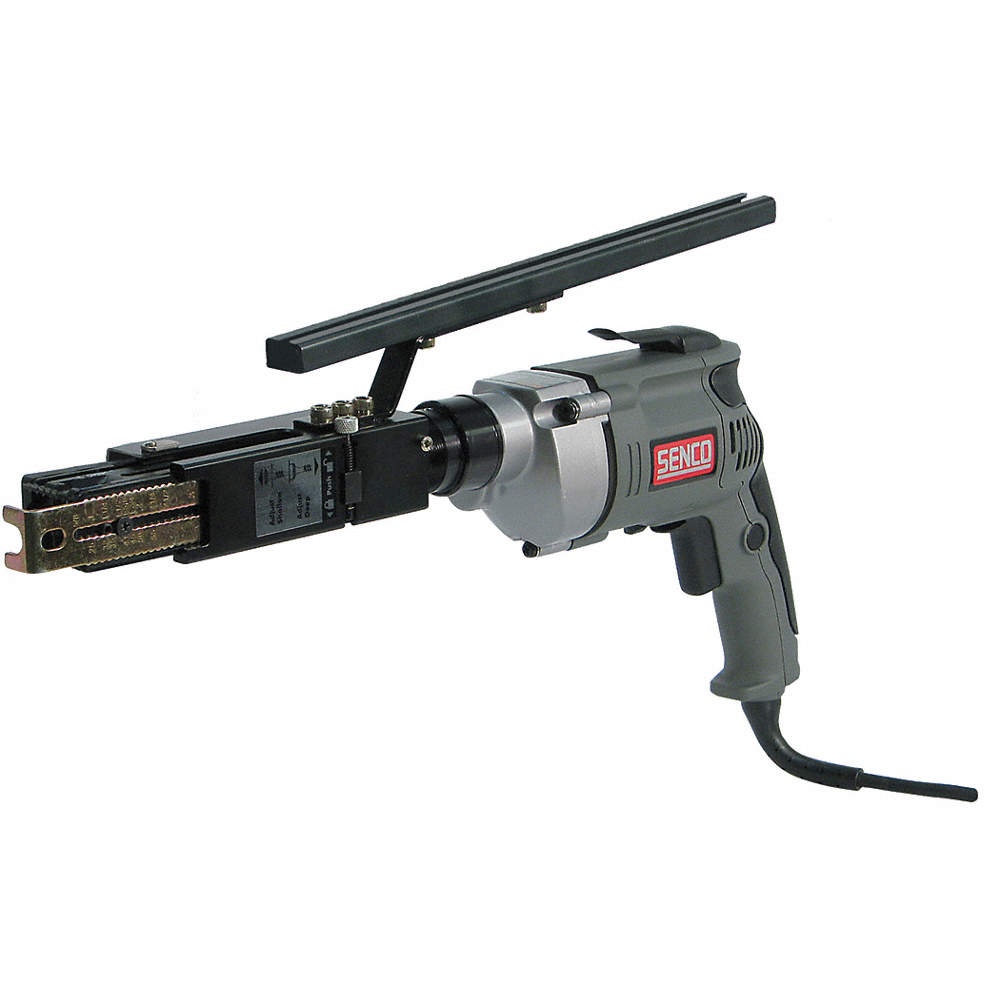 Electric Screwgun, 6 4 Amps, 82 in - lb Max  Torque