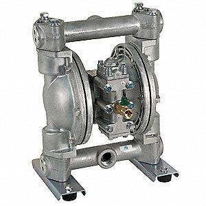 Dayton aluminum buna n double diaphragm pump 46 gpm 100 psi aluminum buna n double diaphragm pump 46 gpm 100 psi ccuart Choice Image