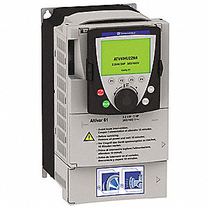 Variable Frequency Drive,1 Max. HP,3 Input Phase AC,480VAC Input Voltage