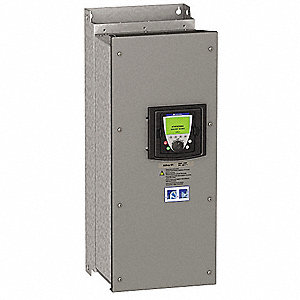 Variable Frequency Drive,30 HP,400-480V
