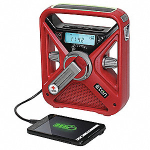 Portable Multipurpose Weather Radio