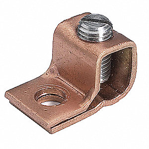 GROUND TERMINAL CONNECTOR, 10AWG,1I