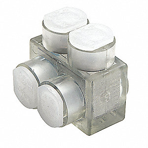 Insulated Multitap Connector,1.56 In. L