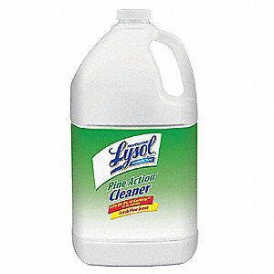 All Purpose Cleaner, 1 gal. Bottle, Pine Liquid, 1:64, 4 PK