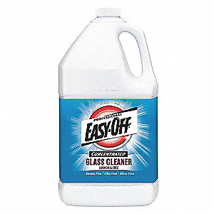 1 gal. Glass Cleaner, 4 PK