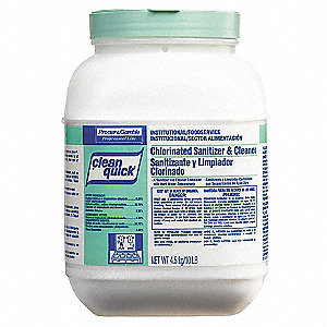 10 lb. Sanitizer, 3 PK