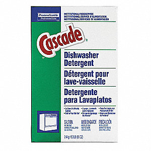 Powder Dishwashing Detergent, 85 oz. Box, 6 PK