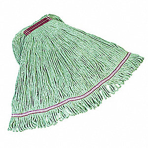 String Wet Mop,28 oz., Synthetic,PK6