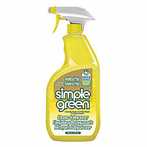 Cleaner/Degreaser,24 oz,Lemon