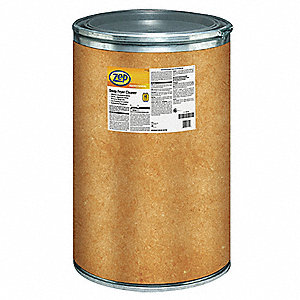 Unscented Deep Fryer Cleaner, 125 lb. Drum