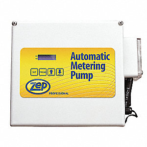 Automatic Metering Pump,8 x8 x 7 in