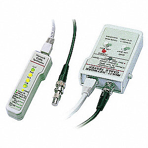 Multi-Network LAN Cable Tester Display: LED Adapter Type: RJ-45