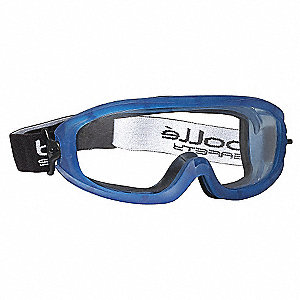 ATOM GOGGLES CLEAR SINGLE