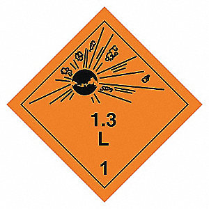 LABELS 4X4 500/RL CLS 1 DIVS 3L