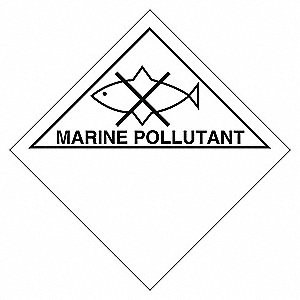 LABELS 4X4 500/RL MARINE POLLUTANT