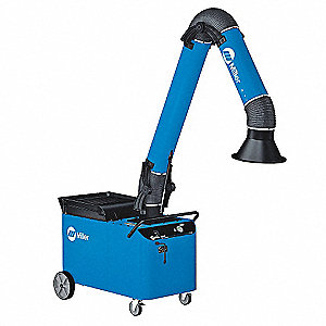 FUME EXTRACTOR FILTAIR 10FT ARM