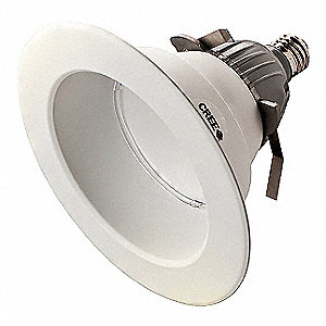 Recessed Downlight,2700K,7.5In,625L,9.5W