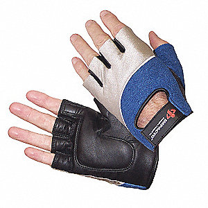 400-00 GLOVE IMPACT GEL LEATHER PR