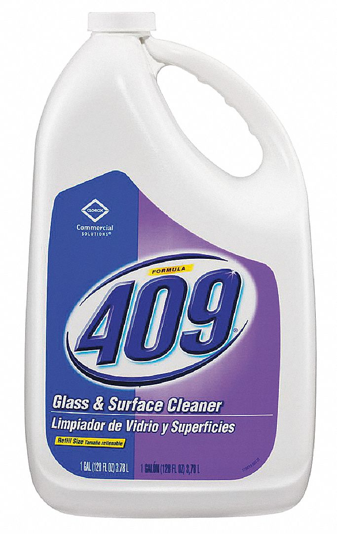 Multi-Surface Cleaner,  128 oz Cleaner Container Size,  Hard Nonporous Surfaces Chemicals For Use On