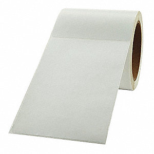 Label,White,Direct Thermal Paper,PK4