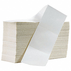 Label,White,Thermal Transfer Paper,PK2