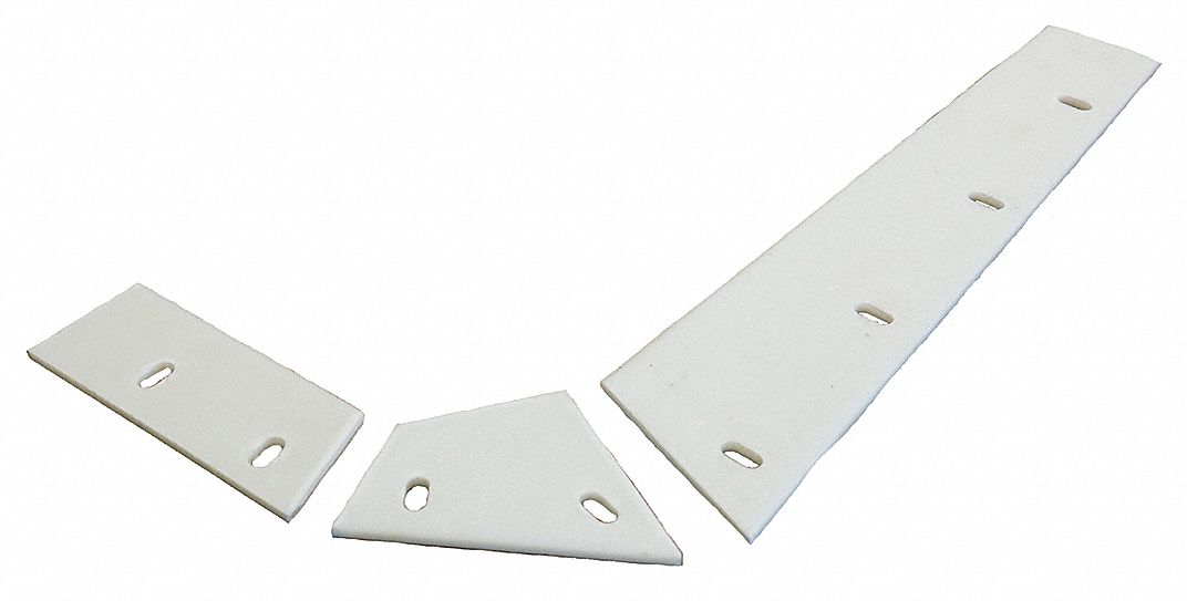 Side Scraper Replacement Blade, For Use With Mfr. No. 350EPOXYMIXER