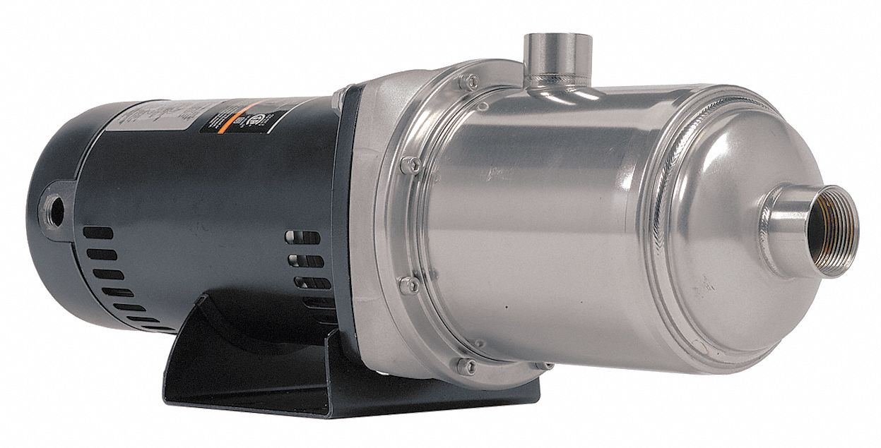 Multi-stage Booster Pumps And Systems