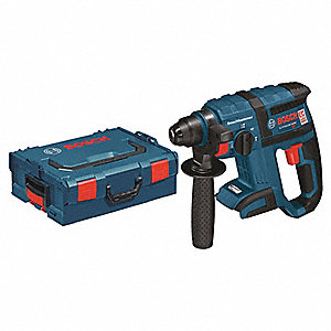 Cordless Rotary Hammer Drill, 18.0 Voltage, 0 to 4500 Blows per Minute, Bare Tool