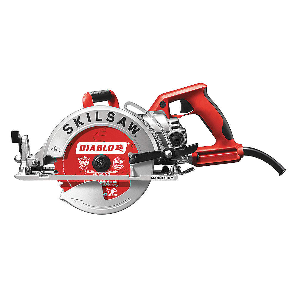 Skilsaw 7 14 worm drive circular saw 4500 no load rpm 150 amps zoom outreset put photo at full zoom then double click keyboard keysfo