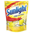 SUNLIGHT AUTO DISH TABS - LEMON