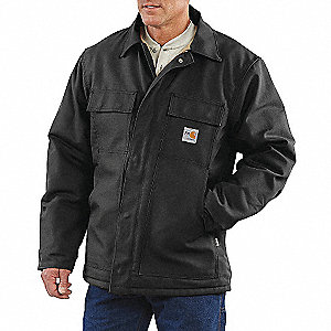 COAT FR DUCK INSULATED TRADITIONAL