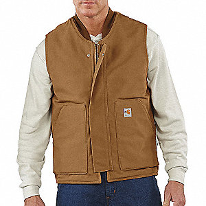 FR DUCK INSULATED VEST