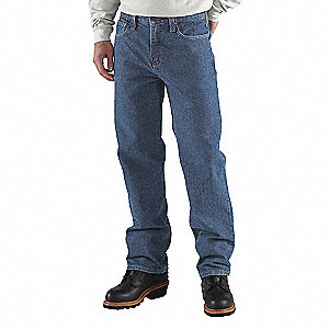 FR HEAVYWEIGHT COTTON UTILITY JEAN