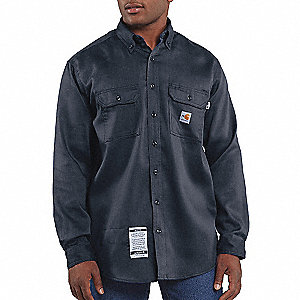 FR WORK-DRY LIGHTWEIGHT TWILL SHIRT