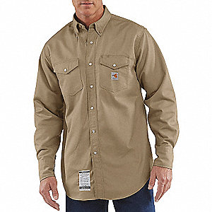 FR SNAP FRONT WORK SHIRT
