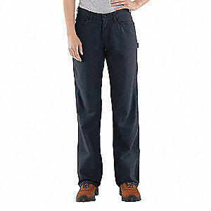 FR WOMENS CANVAS WORK PANT